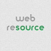 Web Resource Source